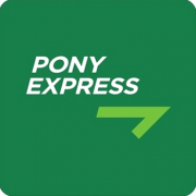 Track the parcel Pony Express